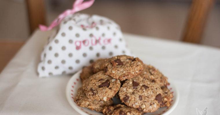 Les cookies pralinés