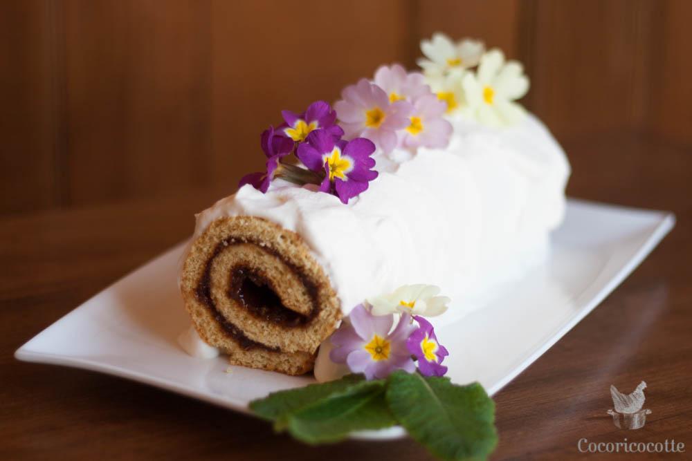 Gâteau aux primevères